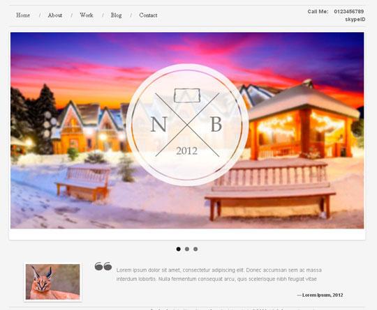 45.free-html5-responsive-website-templates