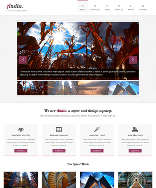 57.free-html5-responsive-website-templates