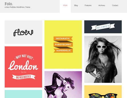 50 Best Responsive Portfolio Wordpress Themes | Pixelbell