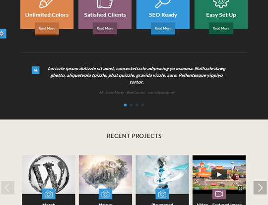 29.best portfolio wordpress themes
