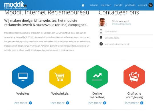 30.flat-websites