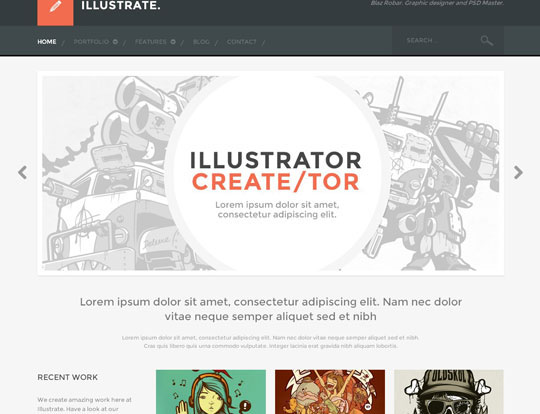 32.best portfolio wordpress themes