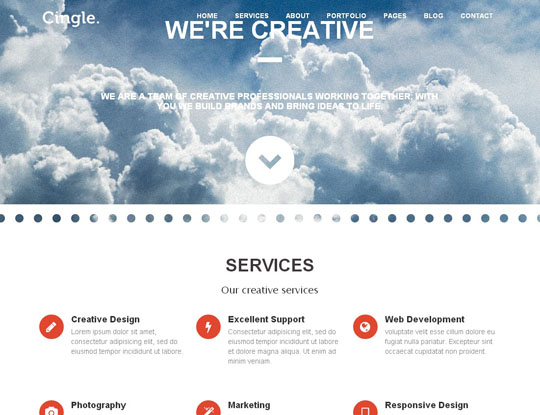 34.best portfolio wordpress themes