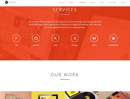 38.best portfolio wordpress themes