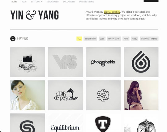40.best portfolio wordpress themes