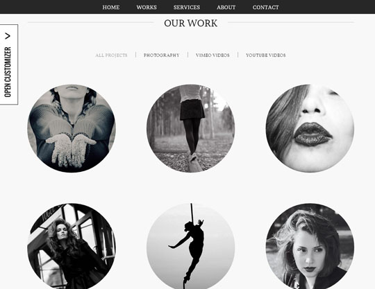 49.best portfolio wordpress themes