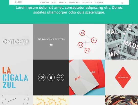 50.grid wordpress themes