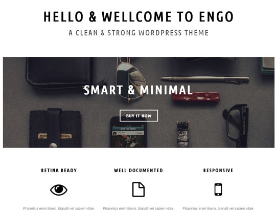 50 Best Responsive Portfolio Wordpress Themes | Pixelbell