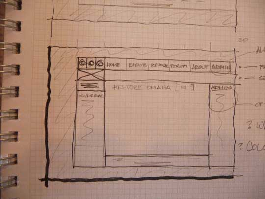 10.website sketches