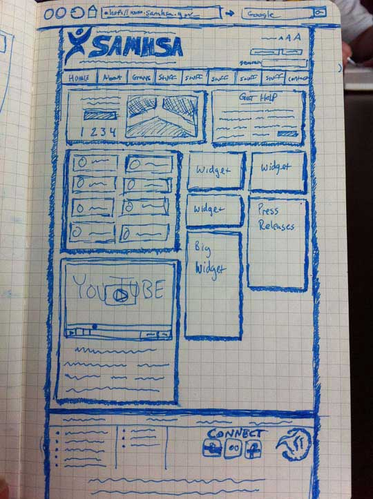 24.website sketches