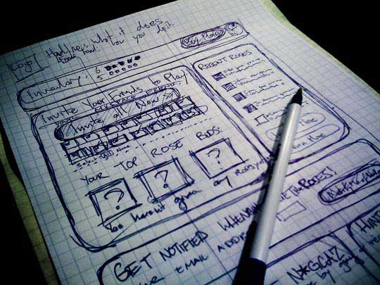 25.website sketches