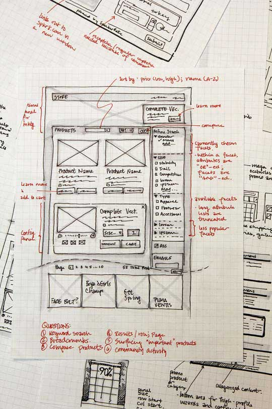 27.website sketches