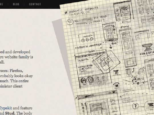 7.website sketches