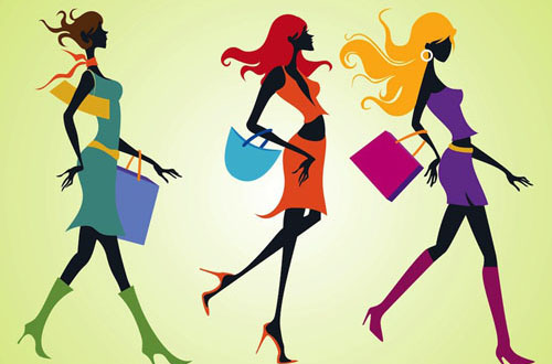 10.free-fashion-vector