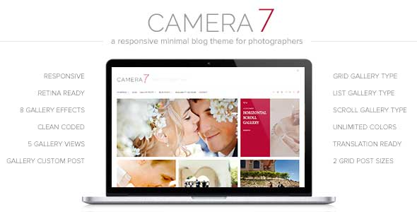 12.gallery wordpress theme