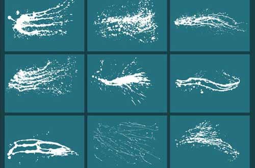 14.Splatters-vectors