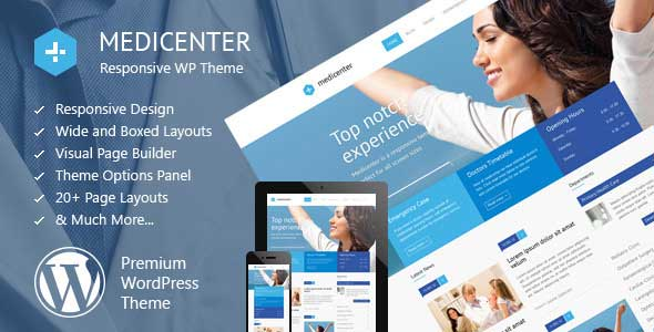 15.health and medical wordpress themes