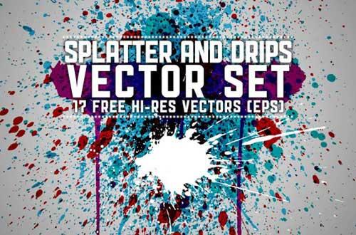 17.Splatters-vectors