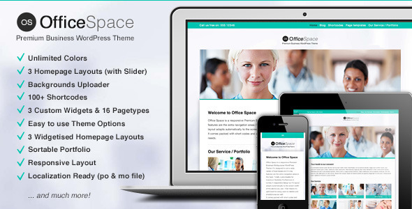 19.health and medical wordpress themes