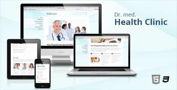 21.health and medical wordpress themes