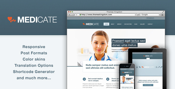 22.health and medical wordpress themes