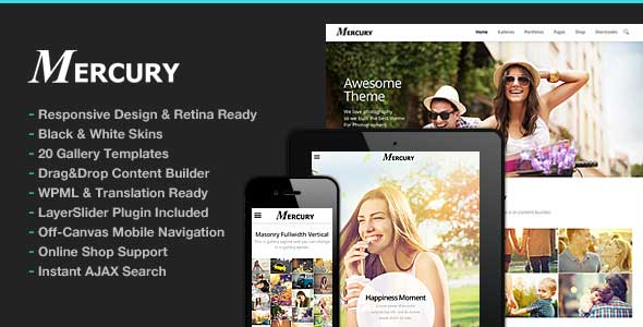 23.gallery wordpress theme