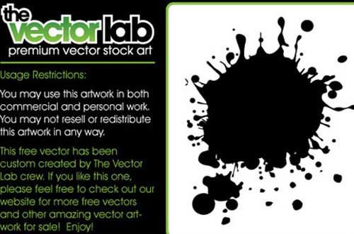 3.Splatters-vectors