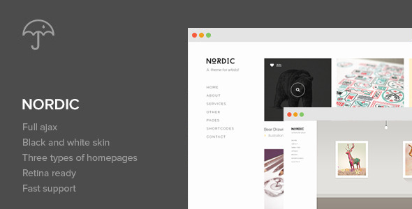 30.gallery wordpress theme