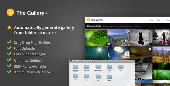 4.gallery wordpress theme