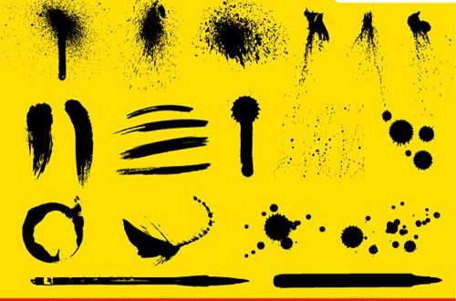 5.Splatters-vectors