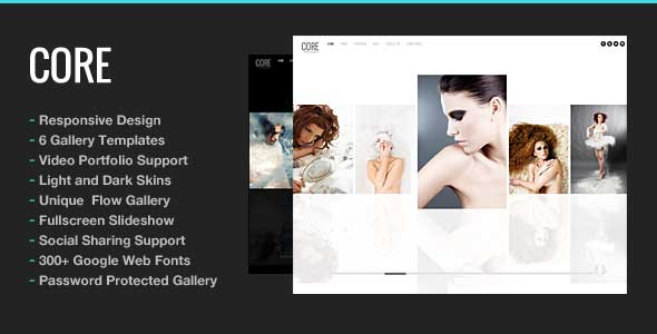 5.gallery wordpress theme