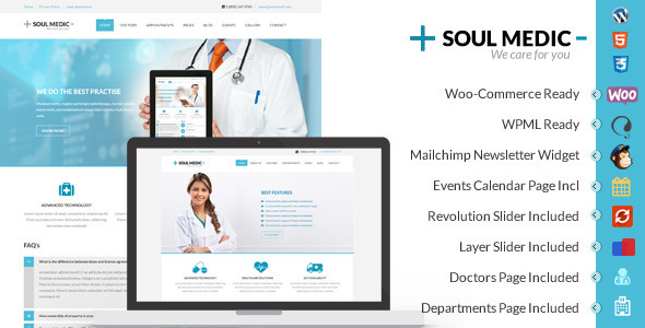 6.health and medical wordpress themes