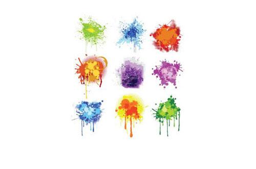 7.Splatters-vectors
