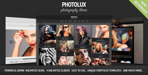 7.gallery wordpress theme