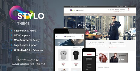 shopping wordpress themes