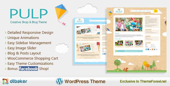 10.best baby and kids wordpress theme