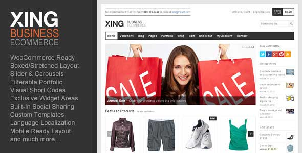 10.shopping wordpress themes