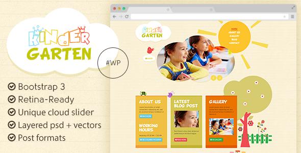 11.best baby and kids wordpress theme