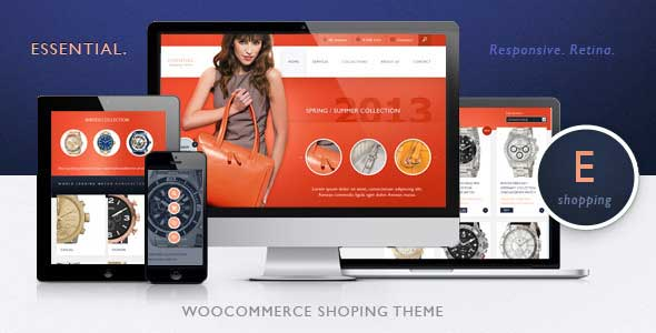 12.shopping wordpress themes