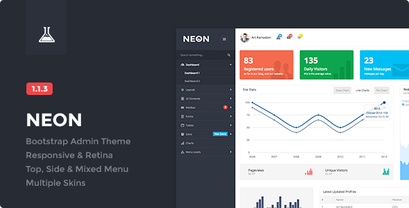 14.admin dashboard template