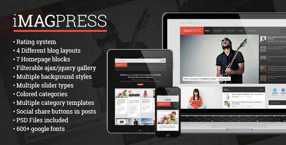 16.Wordpress news themes