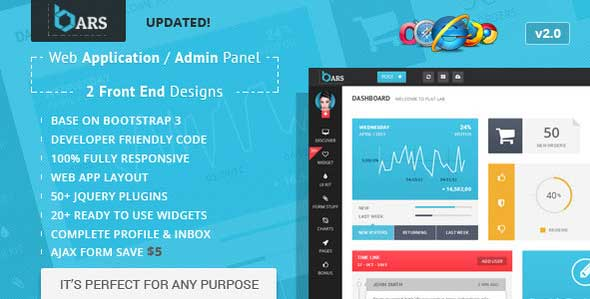 16.admin dashboard template