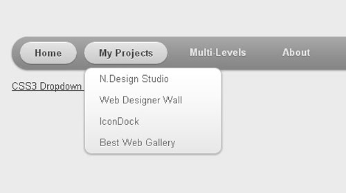 16.css3-html5-dropdown-menu