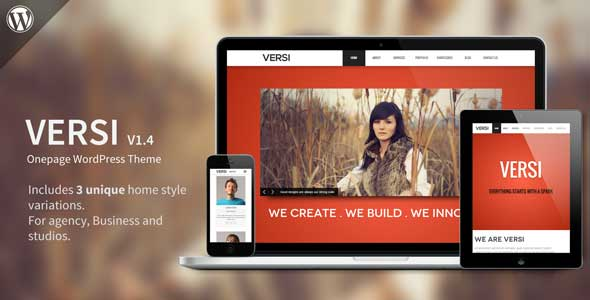 16.one page wordpress theme