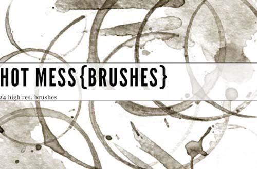 17.photoshop-stain-brushes