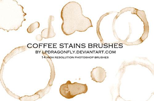 18.photoshop-stain-brushes
