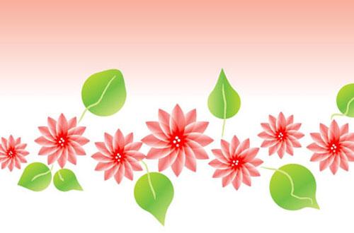 19.flower-vector1