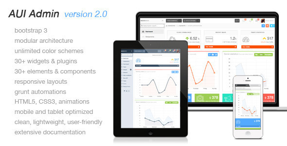2.admin dashboard template