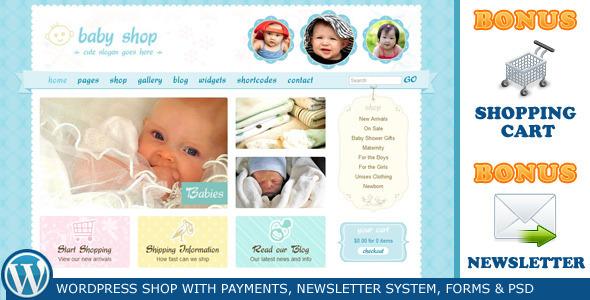 2.best baby and kids wordpress theme