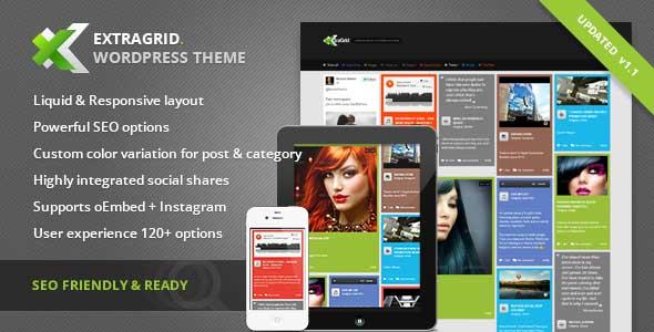 20.Wordpress news themes